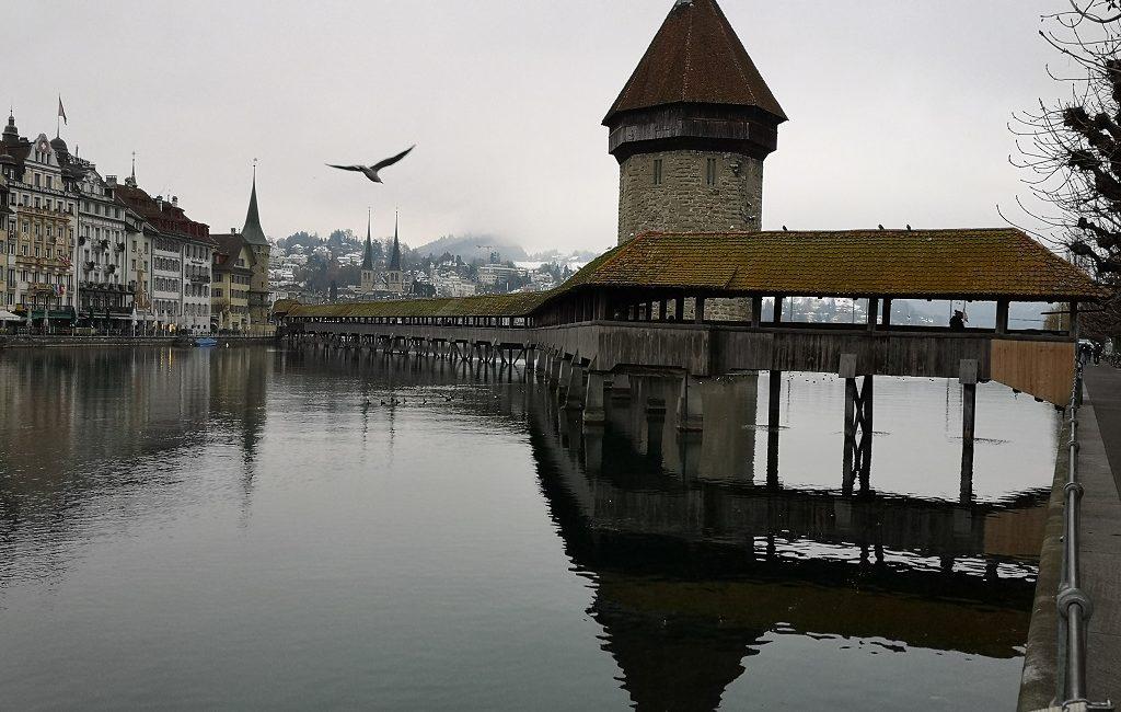 Lucerne en décembre 2020